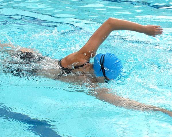 Naj bo tudi vaša rekreacija plavanje