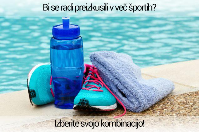 Kombinacije vadb