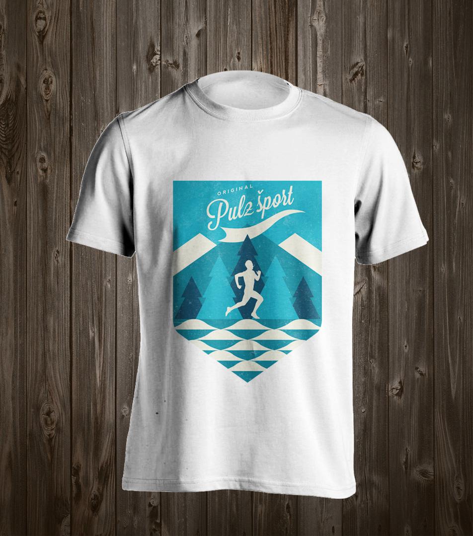 Pulz-šport-modra-moška